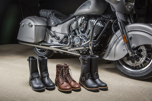 IND Redwing Boots 0127