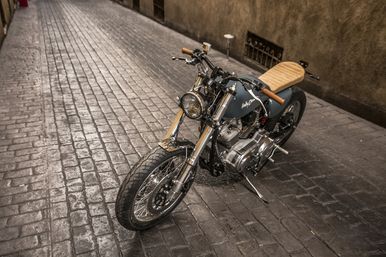 HD Sportster Brat by XTR (6)