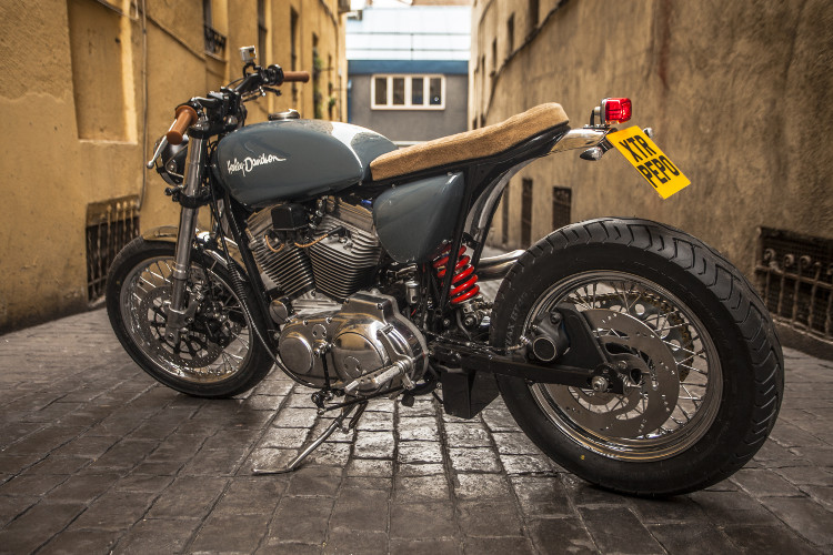 HD Sportster Brat by XTR (7)