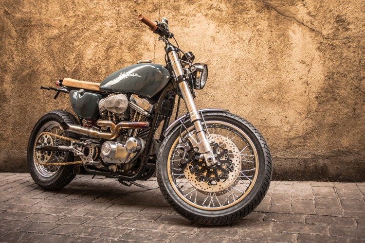 HD Sportster Brat by XTR (5)
